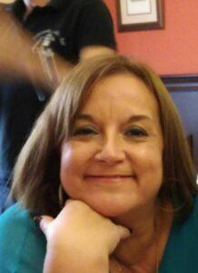 Ana Mª Castaño Yañez. Secretaria Gestora CD Campo de Gibraltar